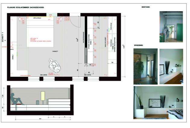 Schlafzimmer Mit Ankleide U2013 Bigschool, Schlafzimmer Entwurf